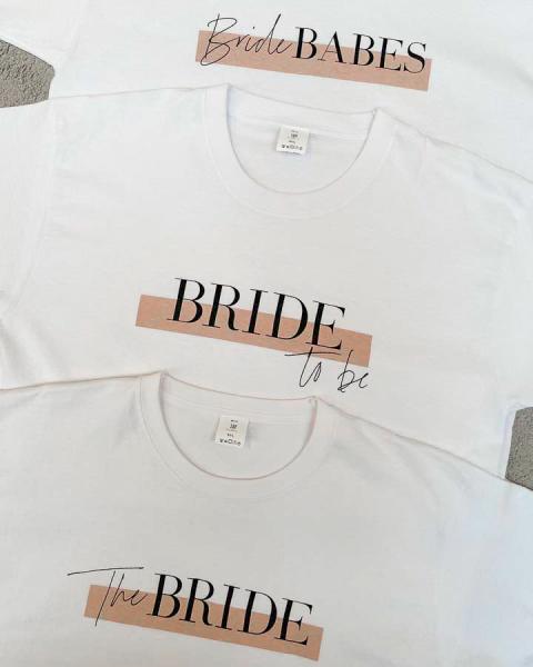 T-Shirt Bride Babes JGA