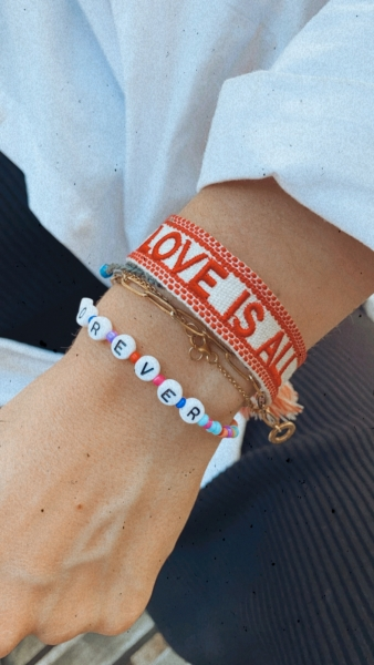 "Armband Bride Tribe, ""Forever"" - Bracelet"