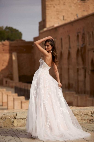 Madi Lane I Aria I Brautkleid ML17366