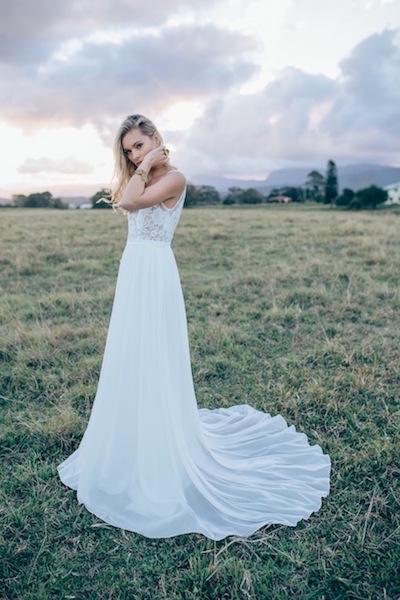 SOFIA – Brautkleid