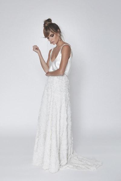 CALLI SET– Brautkleid
