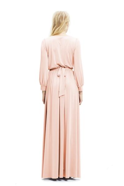 MARGAUX – Langarm Kleid