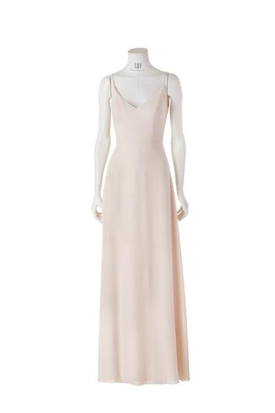 ZETTERBERG Slip-Dress ,CECILE' in Rose