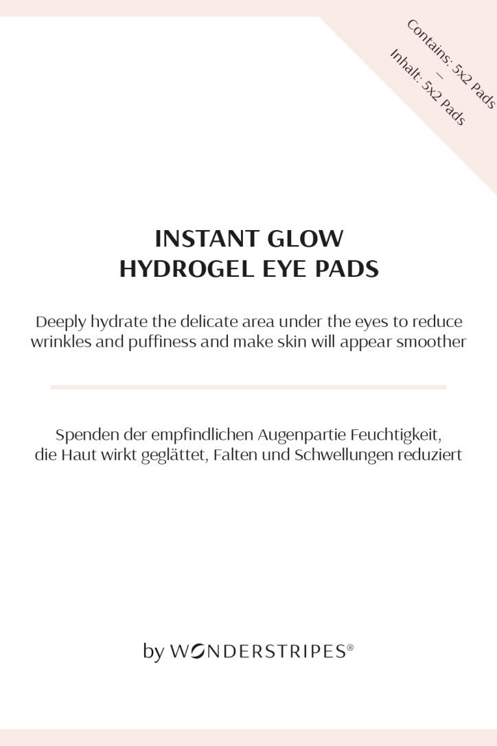 HYDROGEL – 5er Augenpads