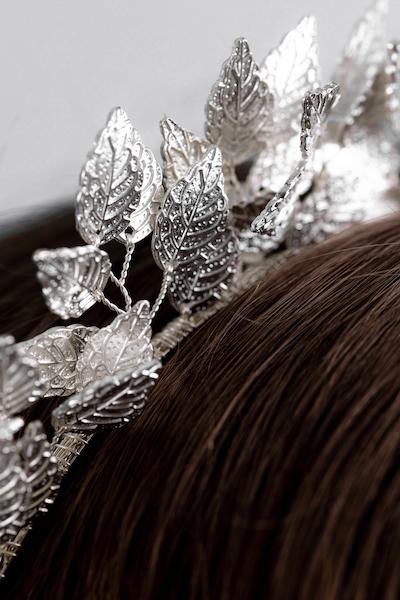 APHRODITE SILBER– Haarschmuck