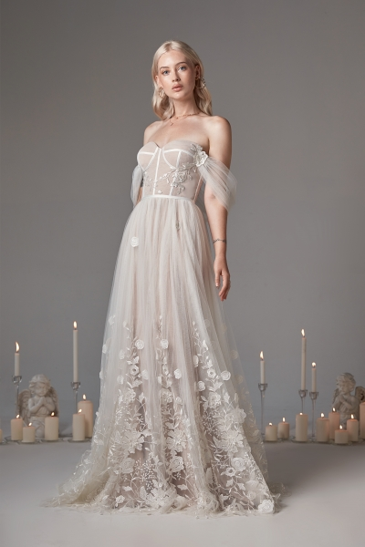 ROSE – Brautkleid