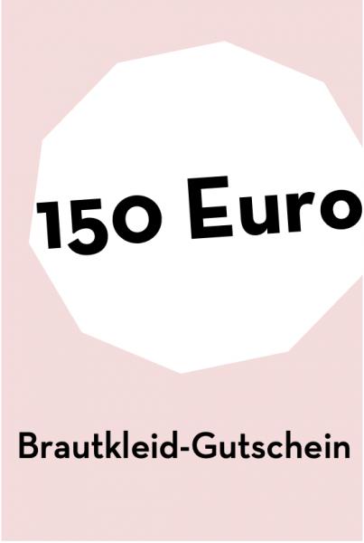 Brautkleid-Gutschein 150 €