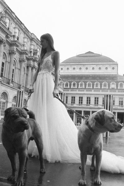 ROMI – Brautkleid