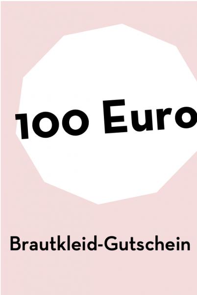 Brautkleid-Gutschein 100 €