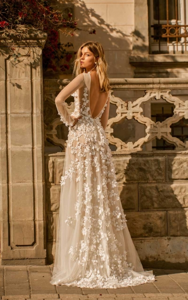 Muse by Berta I Elsa I 20 - 39 I Brautkleid