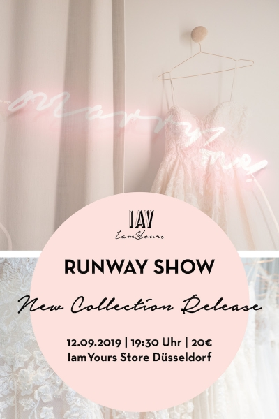 Gästelistenplatz IAY Runway Show – 12.09.2019