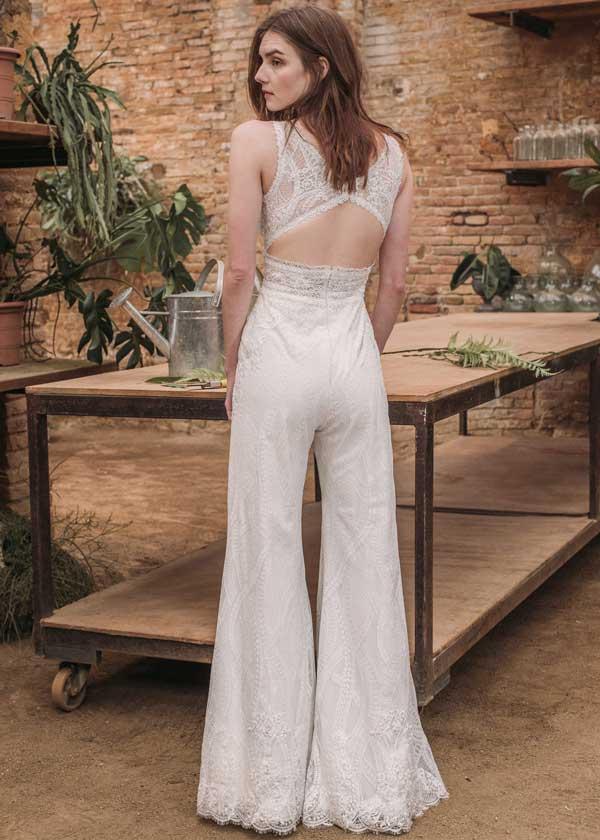 Jumpsuit braut Wedding jumpsuit