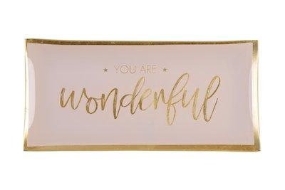 YOU ARE WONDERFUL – Glasteller