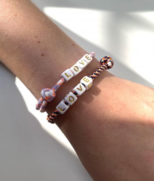 "Armband Bride Tribe, ""LOVE BAND"" - Bracelet"