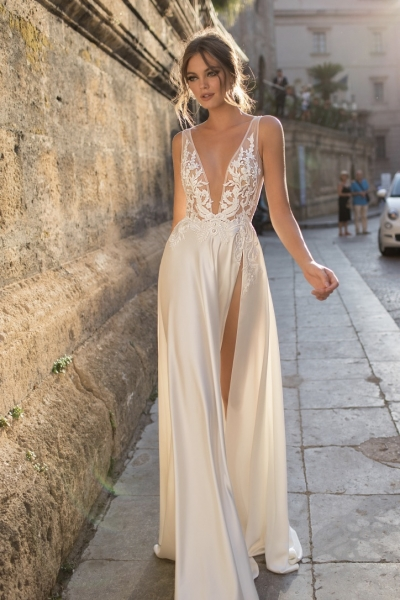 Muse by Berta I BROOKE I Brautkleid