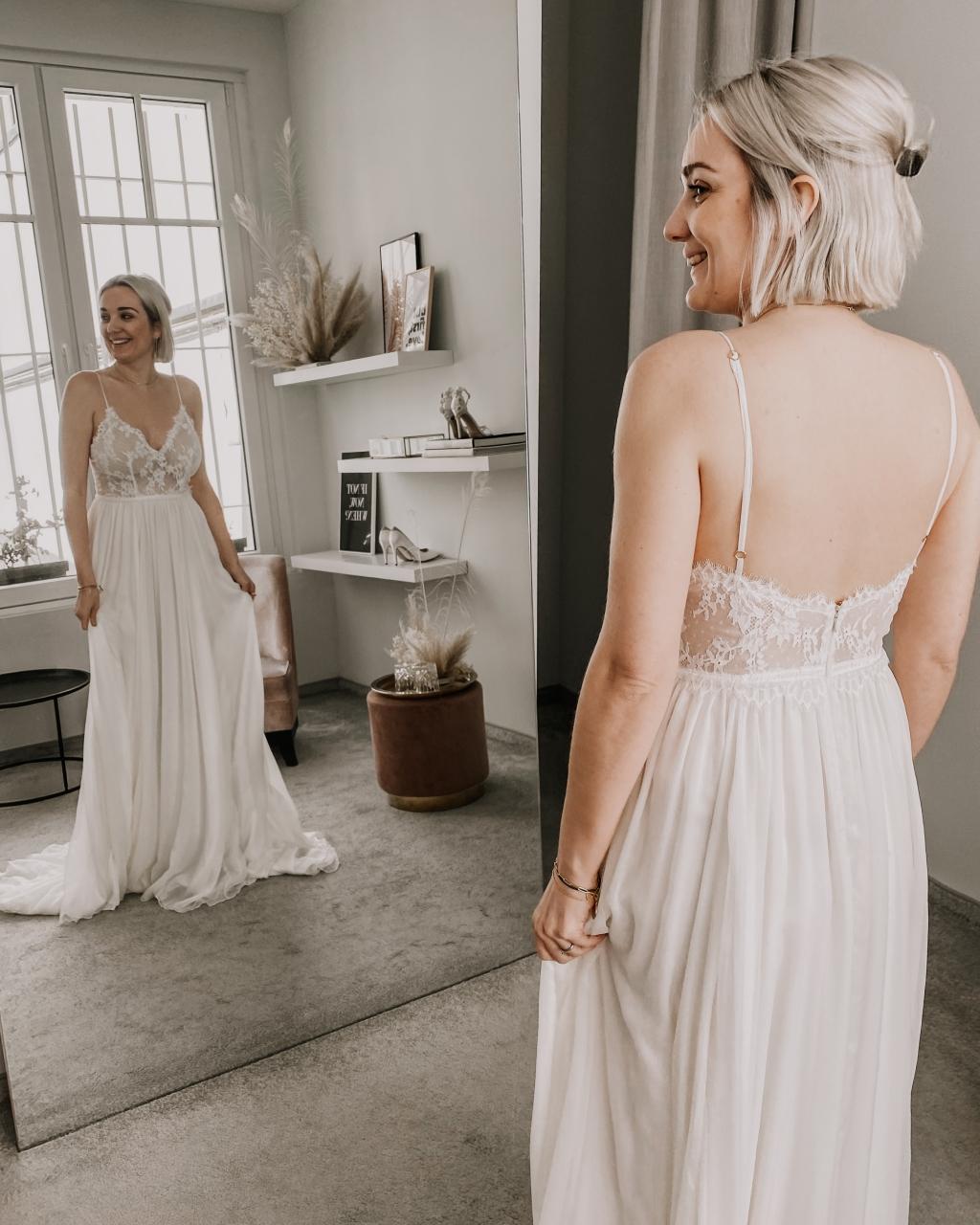 GIRASOL Dress - Brautkleid