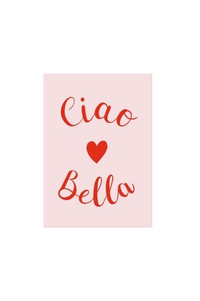 CIAO BELLA – Postkarte