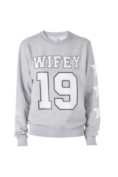 WIFEY – Crewneck Sweatshirt