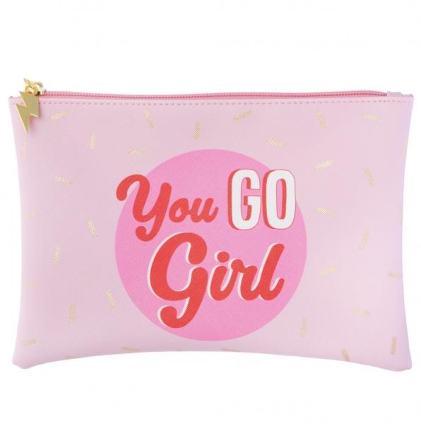 YOU GO GIRL – Kosmetiktasche