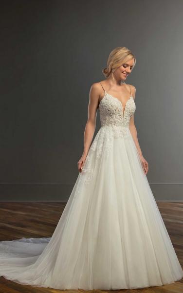 950 – Brautkleid