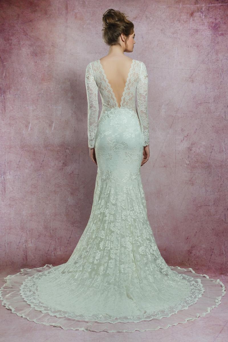 2501 – Brautkleid
