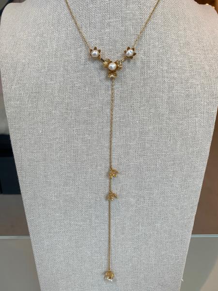 A. B. ELLIE Brier Drop Necklace – Kette