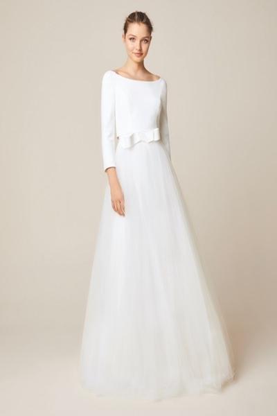924 – Brautkleid