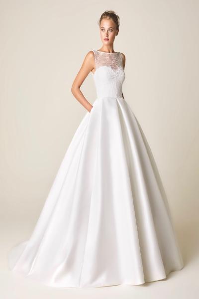 941  – Brautkleid
