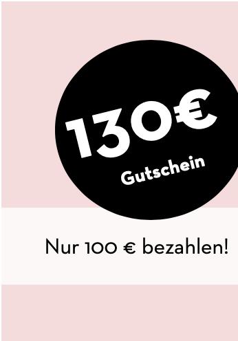 STAY HOME Gutschein 130 € für 100 €