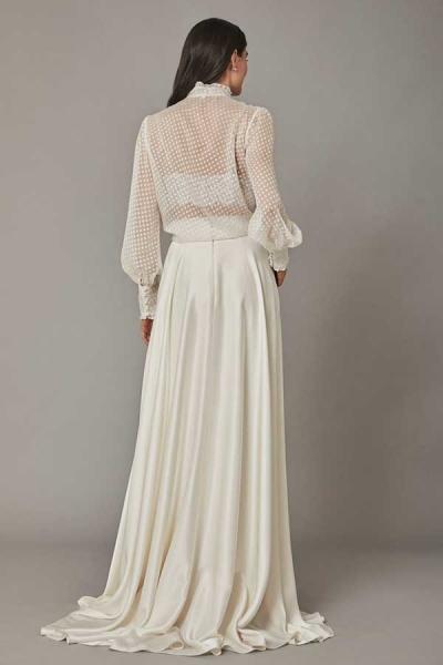Catherine Deane I Swan Bluse I Braut-Oberteil I 804375